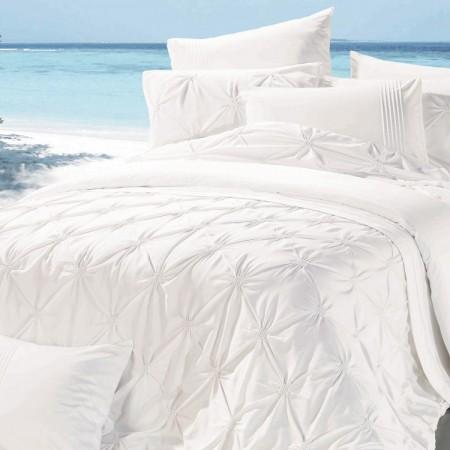 Комплект постельного белья арт. 586-4 евро, 2 наволочки