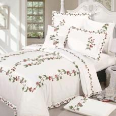 Комплект постельного белья арт. 595-4 евро, 2 наволочки