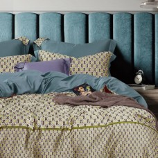 Комплект постельного белья из тенсела арт.1524