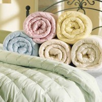 Какое одеяло лучше: шерсть или силиконовое волокно