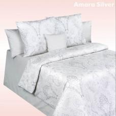 Постельное белье Cotton-Dreams Amara Silver