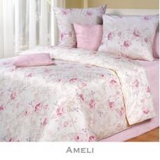 Постельное белье Cotton-Dreams Ameli Premium  Розовый