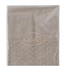 """Полотенце махровое """"KARNA"""" PONPON 50х90 см 1/1"""