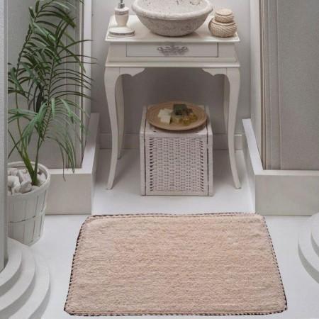 HACRI (пудра)  Коврик для ванной 50х80см