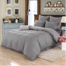 Анубис (бежевое) постельное белье из сатина 4 наволочки