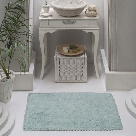 HACRI (ментол)  Коврик для ванной 50х80см