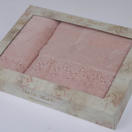 ALLEGRA (крем) 50x90-70х140 Комп. полотенец