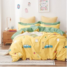 Комплект постельного белья сатин-твил 937