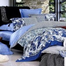 Комплект постельного белья Евро 4 наволочки арт.48