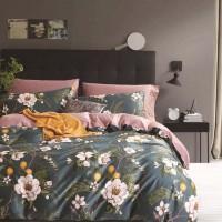 Комплект постельного белья Евро 4 наволочки арт. 183
