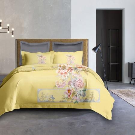 Комплект постельного белья из люксового сатина арт.820