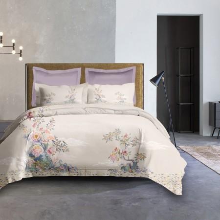 Комплект постельного белья из люксового сатина арт.818