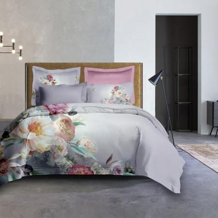 Комплект постельного белья из люксового сатина арт.822